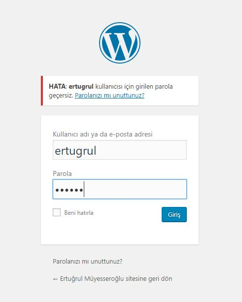 localhost wordpress kurulumu 7
