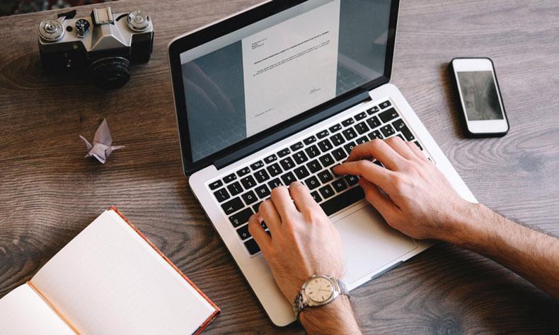 Blogger Blog Yazarı