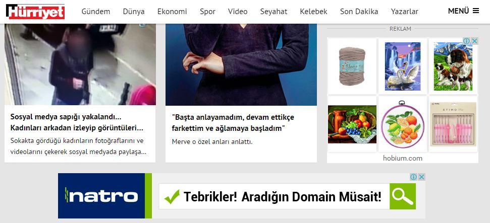 Google AdWords Görüntülü Banner Reklamları