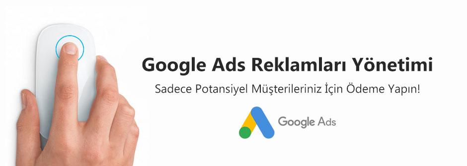 Google Ads Reklamları Yönetimi Ertuğrul Müyesseroğlu