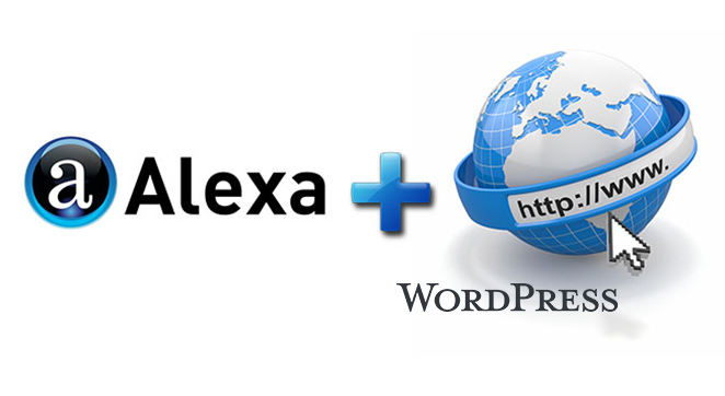 Alexa Wordpress Site Ekleme