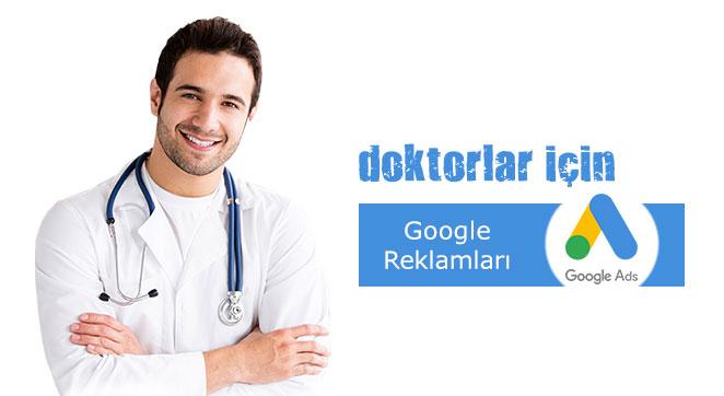 Doktorlar İçin Google Reklamları