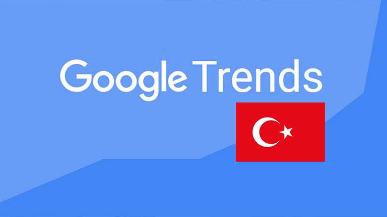 Google Trends Ağustos 2017 Türkiye Sonuçları