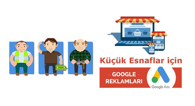 Küçük Esnaflar için Google Reklamları