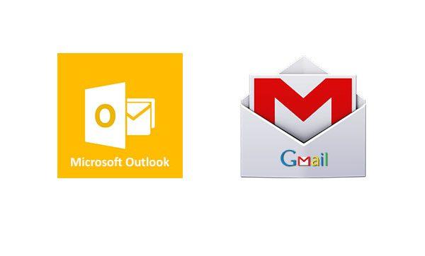 12 Adımda Gmail Outlook Kurulumu