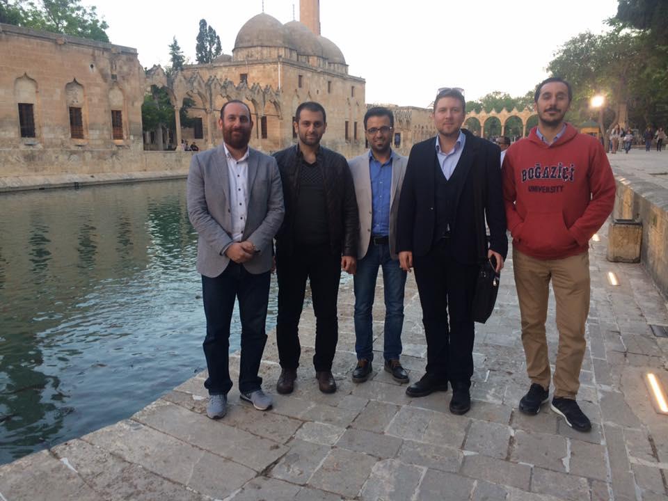 Harran Üniversitesi Bilişim Günleri Gezi