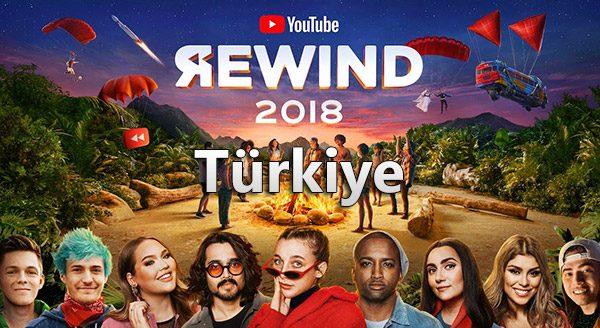 Youtube Türkiye Trendlerini Yayınladı! (2018)