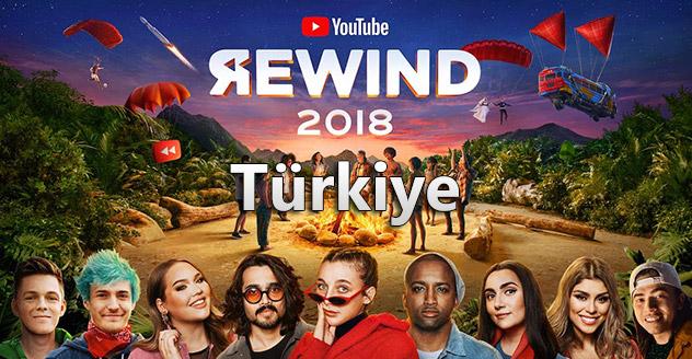 Youtube Türkiye 2018 Trend Sonuçları