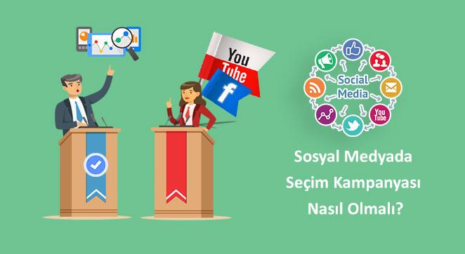 Sosyal Medyada Seçim Kampanyası