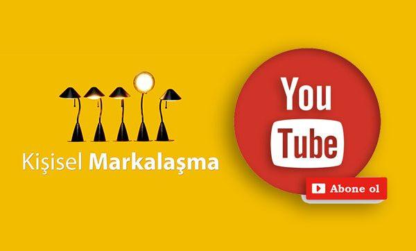 Kişisel Markalaşma için Youtube Kanalı Nasıl Olmalı?