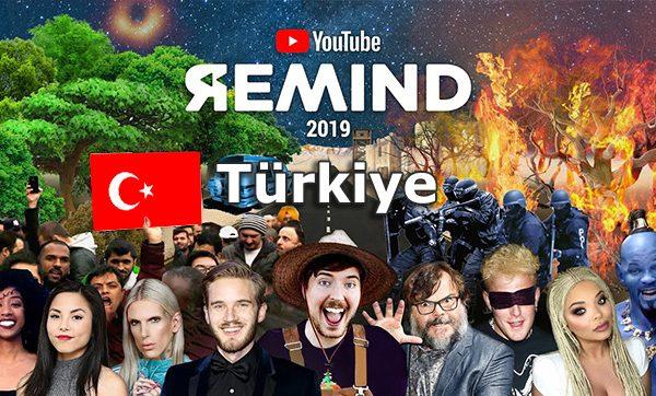 Youtube Rewind Türkiye 2019 Hakkında Herşey
