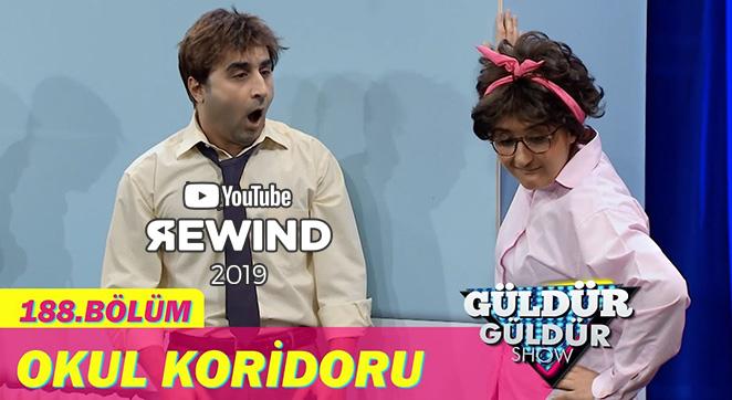 Youtube Rewind Türkiye 2019 Güldür Güldür Show