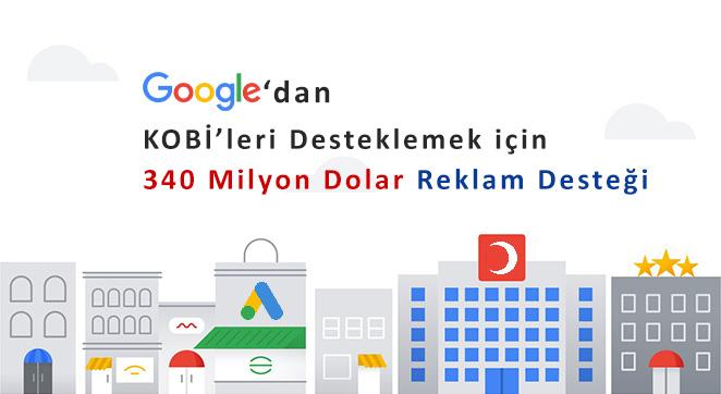 Google Ads Korona Kobi Reklam Desteği