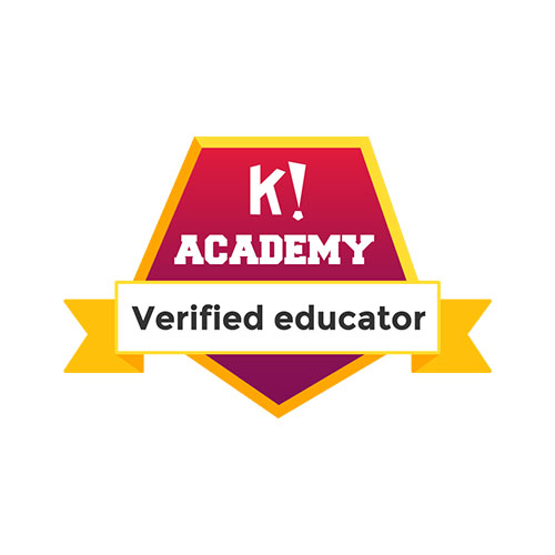 Kahoot Akademi Doğrulanmış Eğitimci